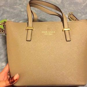 Kate Spade bag new grey